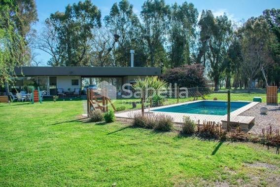 Alquiler De Casa 2 Dormitorio En Haras Del Sur I, La Plata.