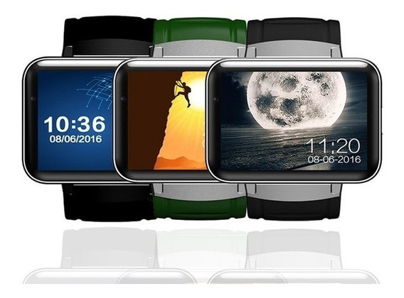 Smartwatch Relógio Celular Wifi 3g Whatsapp Facebook Youtube