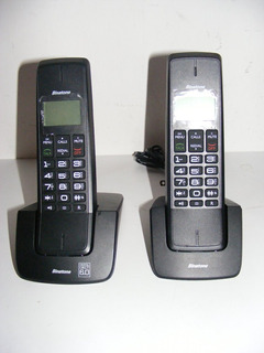 Telefonos Inalambricos Binatone Mod. Designer 2105 Twin Duo