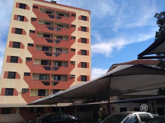 Apartamento Residencial À Venda, Jaraguá, Piracicaba. - Ap0824