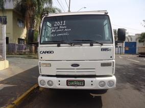 Cargo 815 2011 Baú Único Dono Itália Caminhões