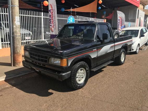 Chevrolet D-20 Pick-up Custom De Luxe 4.0 2p