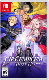 Fire Emblem Three Houses/fisico Sellado/ Mathogames