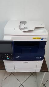 2x Multifuncional Xerox Laser 3655sm Mono (a4) Seminova