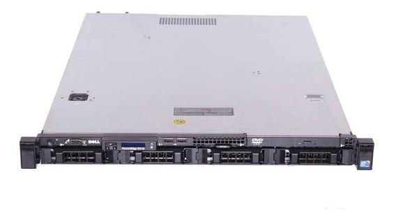 Servidor Dell Poweredge R410 2 Xeon Quadcore 64gb Hd 2x450gb