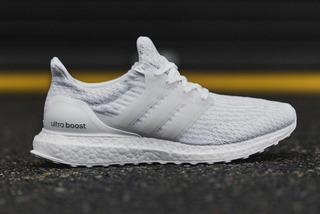 Zapatillas adidas Ultraboost M Blancas Triple White