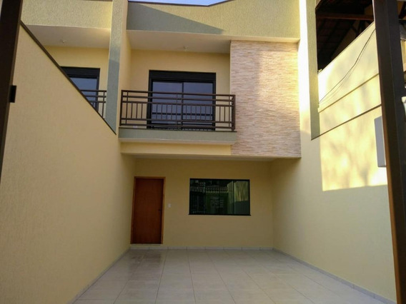 Sobrado Novo Com 3 Dormitórios À Venda, 160 M² Por R$ 845.000 - Vila Zelina - São Paulo/sp - So1405