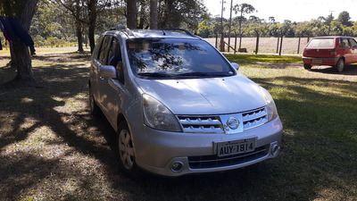 Nissan Livina 1.6 Sl Flex 5p