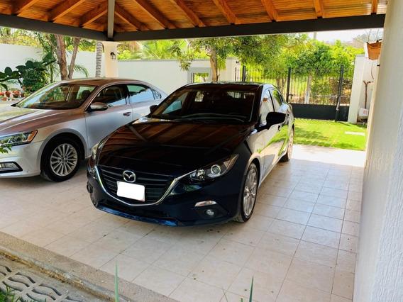 Mazda 3 Hb S 2.5l. Impecable, Único Dueño, Servicios Agencia