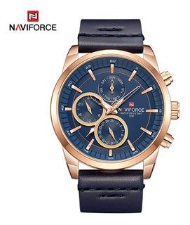 Reloj Hombre Naviforce Nf9148 Excelencia Calidad Elegancia