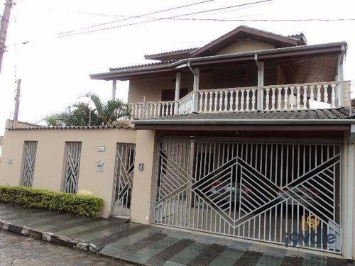 Casa Residencial À Venda, Jardim Santa Maria, Jacareí - Ca0255. - Ca0255