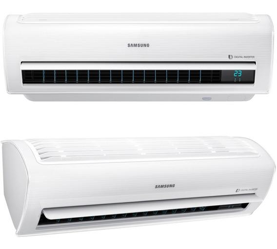Aire Acondicionado Samsung Inverter Triangular 5000w Wifi A.