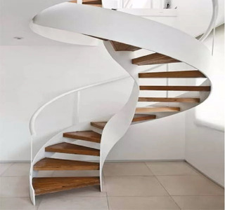 Planos Diseño Completo Fabricación De Escaleras Caracol