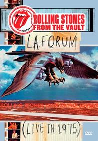 Dvd Rolling Stones - From The Vault La. Forum Live In 1975