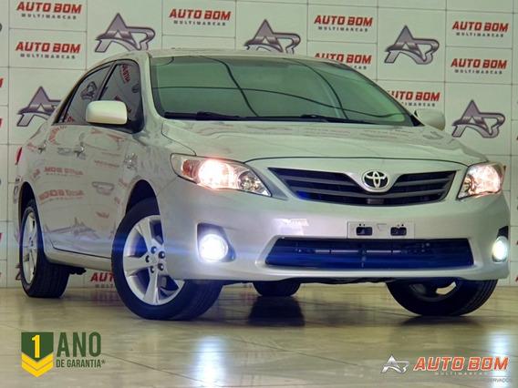 Toyota Corolla Gli 1.8 Aut. Dual Vvt-i Impecável!