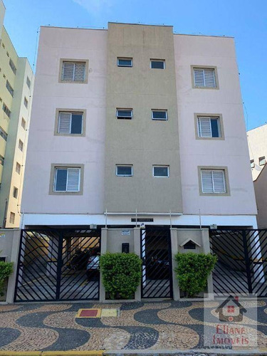 Imagem 1 de 5 de Apartamento Com 2 Dormitórios À Venda, 71 M² Por R$ 220.000 - Vila Proost De Souza - Campinas/sp - Ap1201