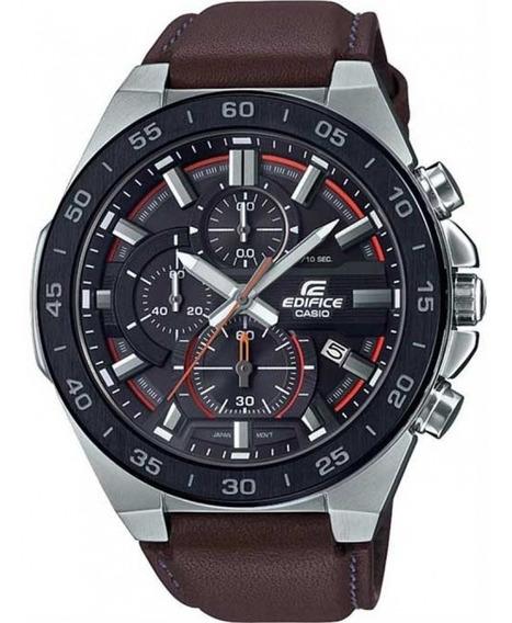 Relógio Casio Edifice Masculino Couro Efr-564bl-5avudf