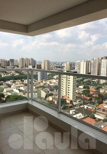 Imagem 1 de 10 de Apartamento Novo 140m² Bairro Jardim - 1033-7551