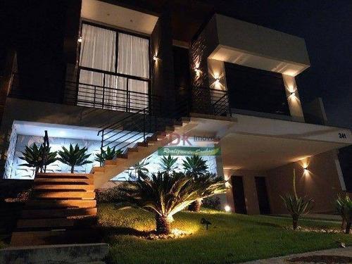 Imagem 1 de 20 de Sobrado Com 3 Dormitórios À Venda, 255 M² Por R$ 1.325.000,00 - Recanto Dos Eucaliptos - São José Dos Campos/sp - So2370