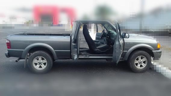 Ford Ranger Pickup Xl L4 Crew Cab 5vel Mt 2005