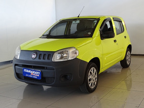Fiat Uno Vivace 1.0 Flex (9223)
