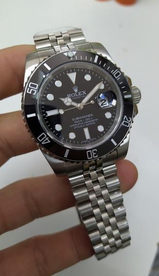 Relógio Masculino Submariner Cerâmica Jubile