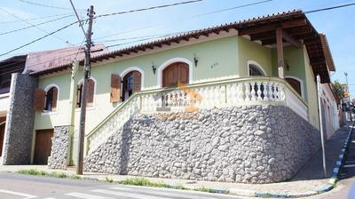 Casa Comercial À Venda No Centro, Itatiba/sp - Ca0801