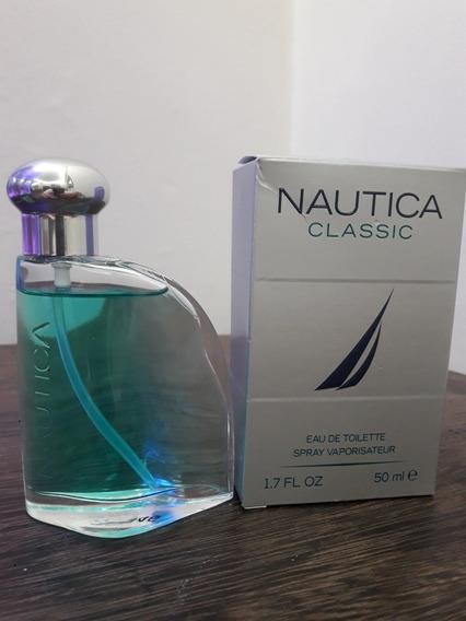 Perfume Nautica Classic 50ml Edt