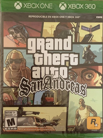 Jogo Grand Theft Auto San Andreas Gta Xbox 360