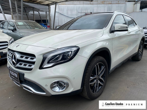 Mercedes Benz Clase Gla200 Urban Plus 1600cc 2018