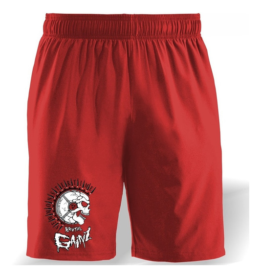 Bermuda Microfibra Short Pantalon Corto De Gimnasio Crossfit