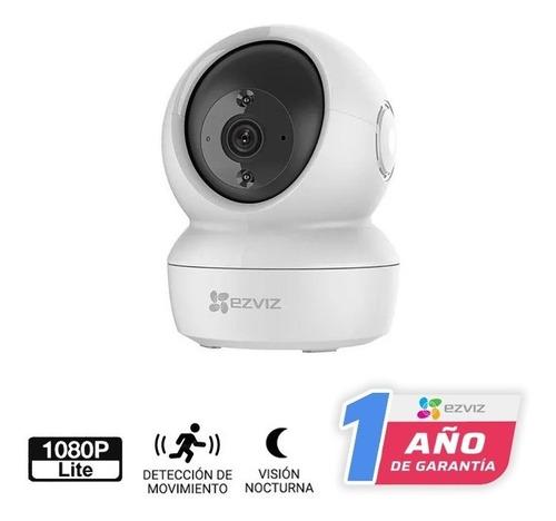 Imagen 1 de 5 de Camara Seguridad Domo Ip Wifi Ezviz C6n Audio Movimiento