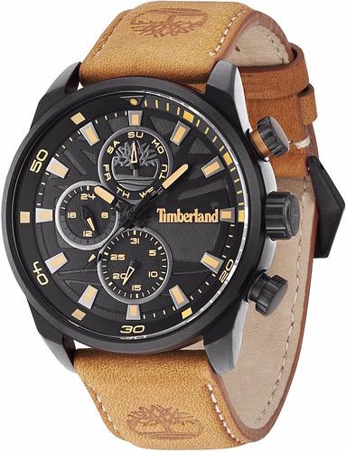Colgar Quejar soltero  Relógio Timberland Tbl14816jlb02 Henniker Ii | Mercado Livre