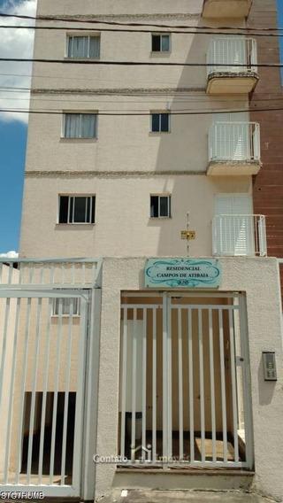 Apartamento 2 Dormitórios Com Quintal Em Atibaia - Ap0129-1