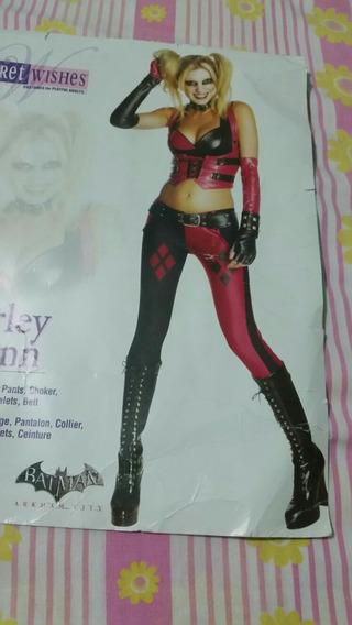 Leggins Mallon Harley Quinn Arkhan City