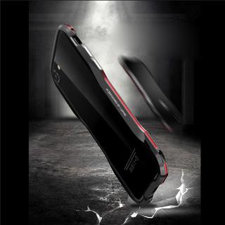 Capa Case Bumper iPhone 6 7 8 X Huawei Parafusad Aluminio