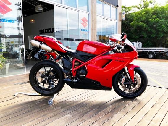 Ducati 848 Evo 2013/2013 Vermelha