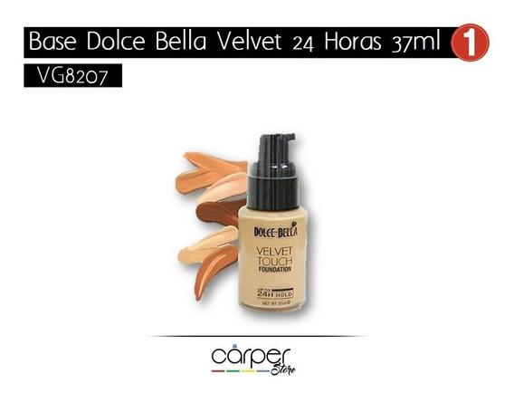 Base Dolce Bella Velvet 24 Horas 37ml