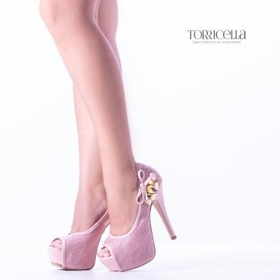 Sapato Meia Pata Ref35418