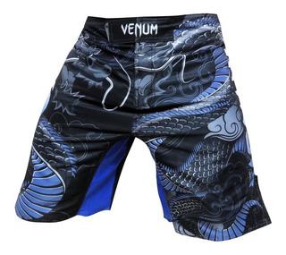 Bermuda Venum Dragon Force Jiu Jitsu Crossfit Mma Musculação