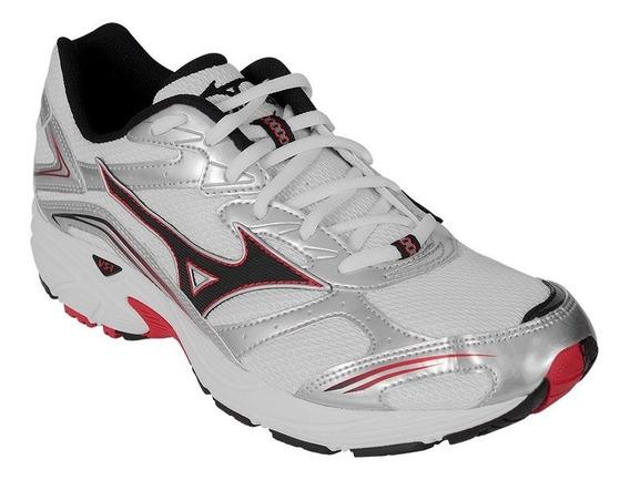 Tenis Running Mizuno Wave Crusader 6 412 - Branco