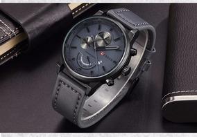 Relógio Masculino Curren - Original + Caixa