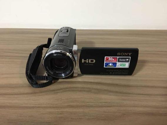 Câmera Sony Hdr Cx-190 (c/ Bag E Cartão Sd)