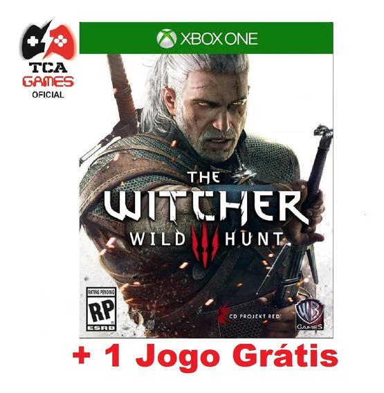The Witcher 3 Wild Hunt Xbox One Mídia Digital
