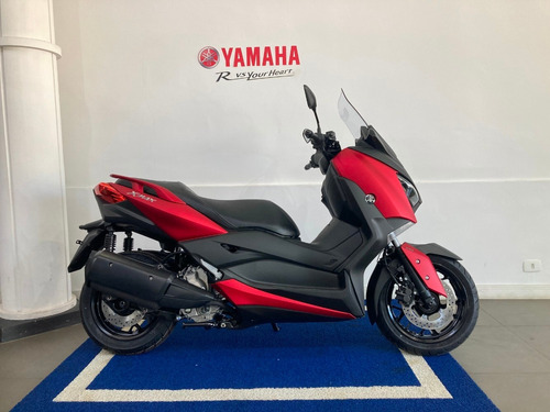 Imagem 1 de 2 de Yamaha Xmax 250 Abs Vermelha 2022