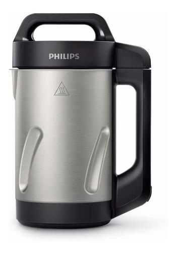 Imagen 1 de 2 de Maquina Para Hacer Sopa Philips - Soupmaker - 1000w
