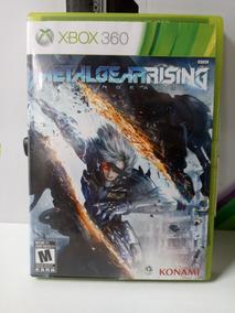 Metal Gear Rising Revengeance Xbox 360 Frete 12
