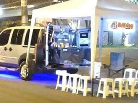 Food Truck Completo Doblo Adventure Muito Barato!!