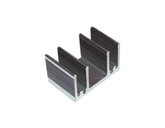 Dissipador De Calor - 15mm - Pacote Com 25 Peças - R$17,25