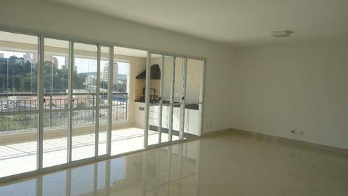Imagem 1 de 24 de Apartamento Com 3 Dormitórios Para Alugar, 132 M² Por R$ 4.500,00/mês - Vila Arens I - Jundiaí/sp - Ap2372
